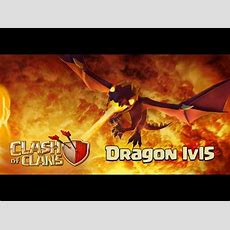 Clash Of Clans  New Update! Level 5 Dragon Gameplay, New Air Sweeper (sneak Peek) Youtube