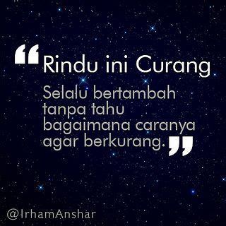 Quotes Rindu Gambar
