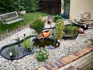 Fontaine Pour Bassin A Poisson : bassins poissons rouge par christian clair sur l 39 internaute ~ Voncanada.com Idées de Décoration