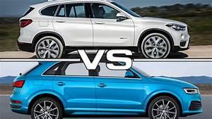 Audi Q3 2016 : 2015 audi q3 vs 2016 bmw x1 youtube ~ Maxctalentgroup.com Avis de Voitures