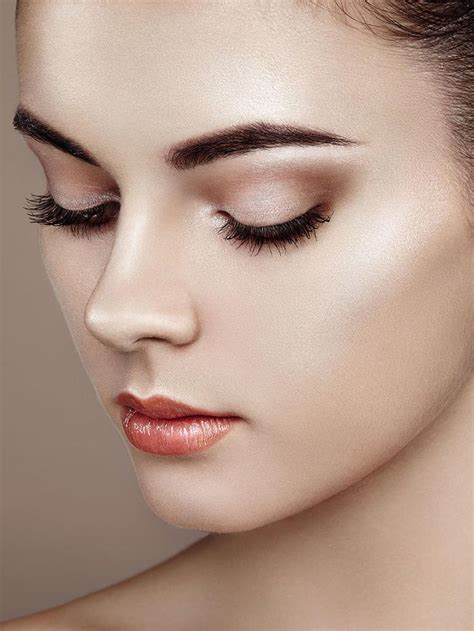 fair skin makeup ideas  pinterest makeup