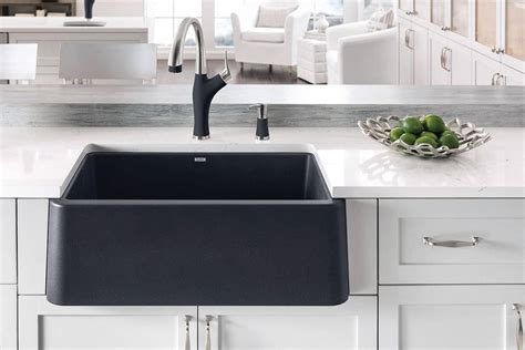 Granite Composite Apron Sink by Franke Sink Installation Granite Sink Ideas