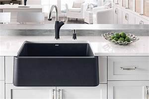 granite sinks everything you need to know qualitybath With apron sink cost