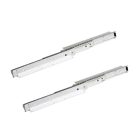 accuride drawer slides accuride 301 2590 television pantry slide 16