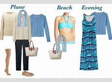 Style Dilemma Traveling from Cold to Hot Climate, What