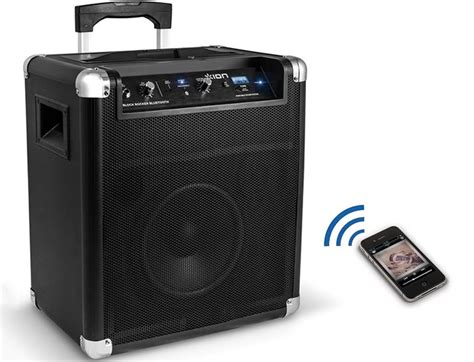 big bass portable speakers car audio systems