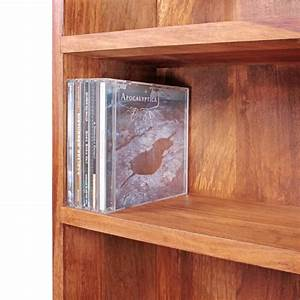 Sheesham Regal : finebuy cd regal massivholz sheesham standregal 90 cm hoch ~ Pilothousefishingboats.com Haus und Dekorationen