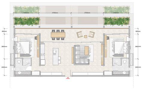bedroom floorplan 2 bedroom floor plan bay apartments by bay residence koh