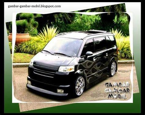 Gambar Mobil Suzuki Apv Luxury by Foto Modifikasi Mobil Suzuki Apv Suzuki Cars Vehicles