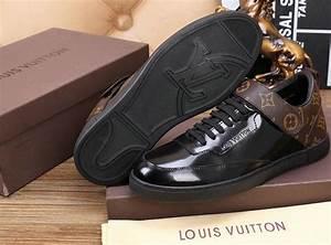 Sneakers Louis Vuitton Homme : chaussure louis vuitton homme ~ Nature-et-papiers.com Idées de Décoration