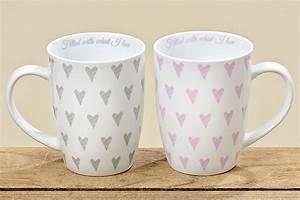 Kaffeetasse Mit Herz : tassen 4er set kaffeebecher kaffeetasse becher teetasse mit herz design porzellan ~ Yasmunasinghe.com Haus und Dekorationen