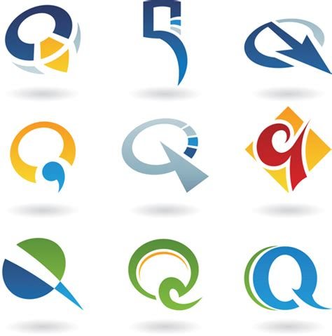 free different creative stylish logo design vector 01 logo pinterest logos creative and