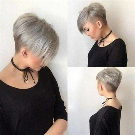 latest trend short hairstyles  girls short hairstyles