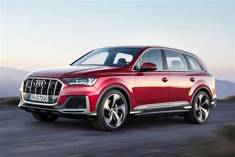 Neues Audi Q7 Facelift by New Audi Q7 Facelift Adds Mild Hybrid Powertrain Auto
