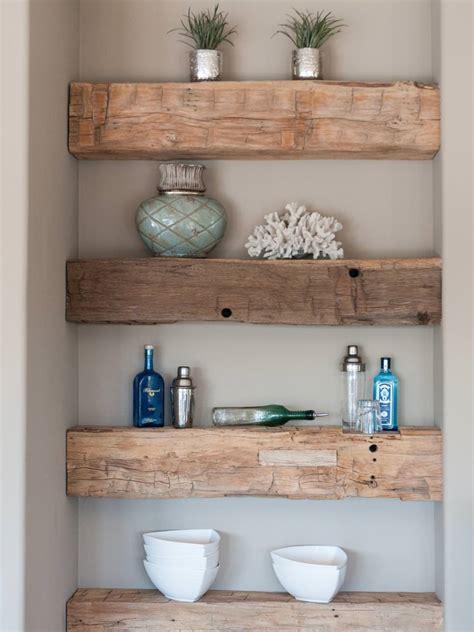 25+ Wood Wall Shelves Designs, Ideas, Plans Design