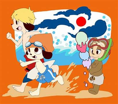 Parappa Rapper Fanart Zerochan Pixiv Anime Drawing