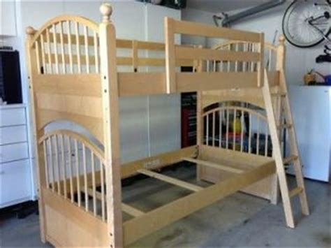stanley furniture bunk beds stanley america rustic cherry bunk bed 3
