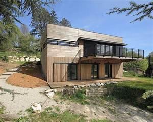 implantation maison sur terrain evtod With maison bois et paille 3 le blog de benefred pas 224 pas la construction de notre
