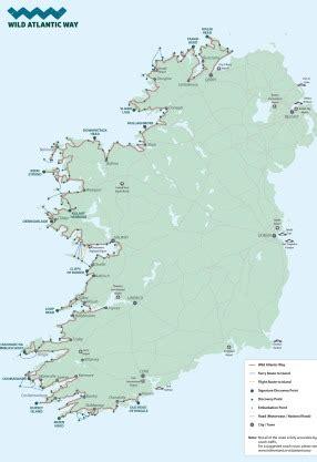 wild atlantic  places   visit ireland