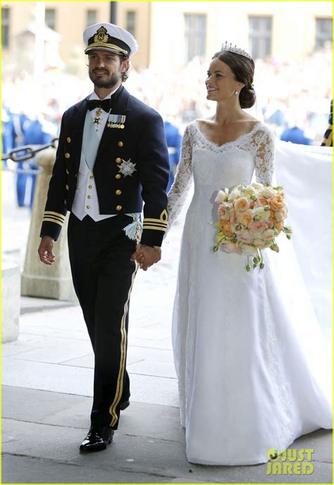 Prince Carl Philip Prince Carl Philip Sofia Hellqvist Marry In Sweden See