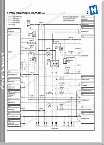 Diagram  2008 Mazda Demio Wiring Diagram In English Full Version Hd Quality In English