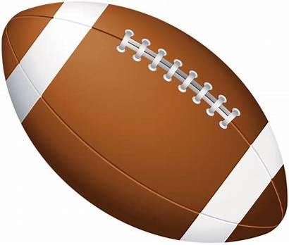 Football Clip Ball American Clipart Transparent Sport