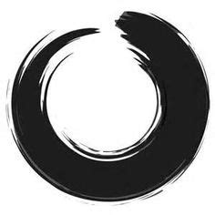 making  ensothe zen circle  conveys