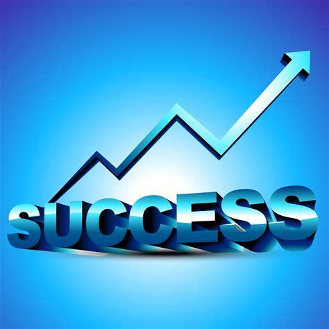 abstract 3d success design 458152 - Download Free Vectors ...