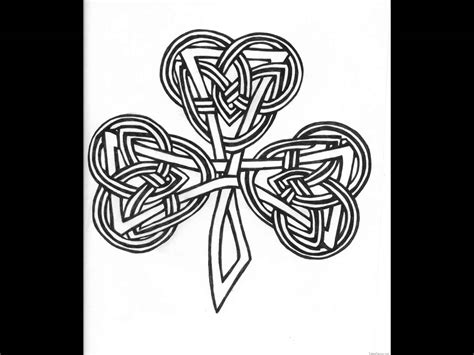 printable celtic cross coloring pages coloring home