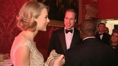 Taylor Swift Jon Bon Jovi Prince William Sing Livin