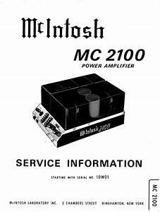 Mcintosh Mc