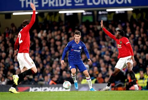 Manchester United - Chelsea: How to watch, stream, team ...