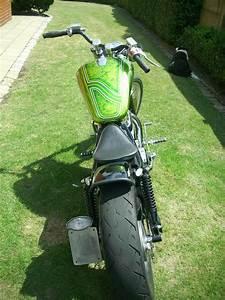 Jtbrothers Motorcycles  N U00b01 Intruder Bobber  Chopper