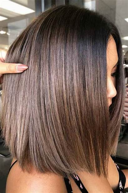 Brown Blonde Ombre Balayage Brunette Pretty Highlights