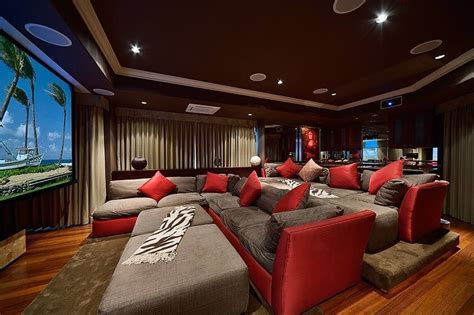 Home Theater Design And Ideas by Bonus Room Interior Design Home Theater Design Ideas