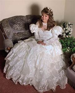 152 best images about sissy princess dresses on pinterest With sissy wedding dress