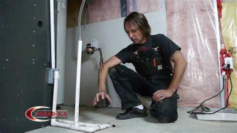 fix  smelly basement dealing  sewer odor