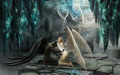 Angel Fantasy Fallen Wallpapers Wallhaven Alpha Cc