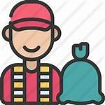 Icon Collector Trash Premium Garbage Icons
