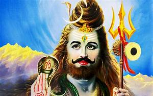 Lord Shiva Wallpapers HD - WallpaperSafari