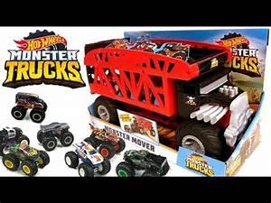 Wheels And Waves 2019 : boneshaker monster mover review hot wheels monster trucks hauler youtube ~ Medecine-chirurgie-esthetiques.com Avis de Voitures