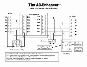 Goodman Air Handler To Heat Pump Wiring Diagram