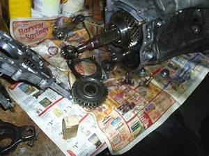 240d Manual Transmission Rebuild