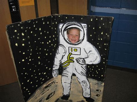blast  vbs decorations space themed vbs photo booth