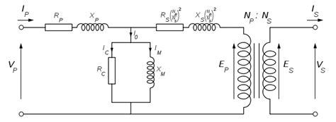 transformers parameters electrical engineering stack