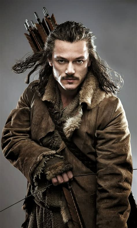 Luke Evans As Bard The Hobbit The Desolation Of Smaug