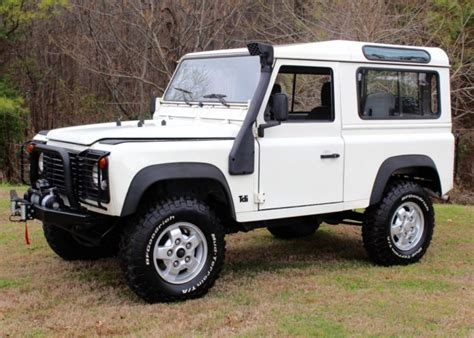 land rover defender tdi 1992 land rover defender 200 tdi for sale land rover