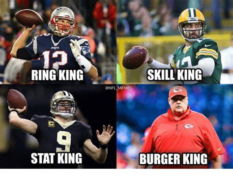 Nfl Memes 2018 - 10 ring king skill king memes stat king burger king burger king meme on ballmemes com