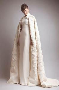 a statement trend 19 amazing wedding dresses with capes With wedding dress with long cape
