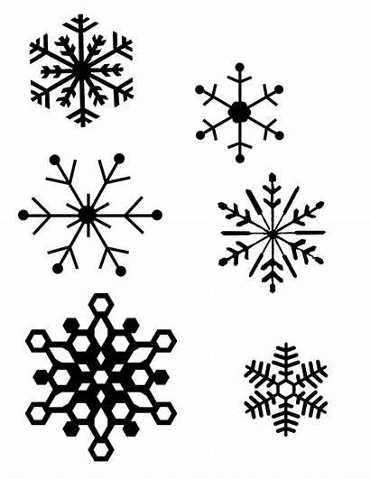 Diy Window Clings Tips Snowflake Snowflakes Method